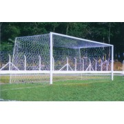 Rede para Gol Futebol Society México Nylon 4,20 Mt. (Par) - Fio 2mm