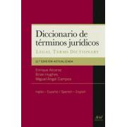 Diccionario de términos jurídicos: Inglés-Español = Legal terms dictionary: Spanish-English