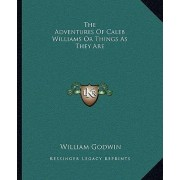 The Adventures of Caleb Williams or Things as They Are by William Godwin