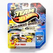 2011 Mattel Team Hot Wheels High-Speed Wheels Baja Truck by Hot Wheels