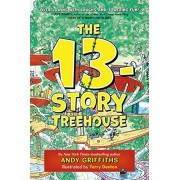 Andy Griffiths The 13-Story Treehouse (The Treehouse Books)