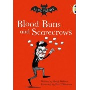 The Bug Club Gold B/2B the Fang Family: Blood Buns and Scarecrows: Gold B/2b by Sheryl Webster