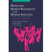 Managing Human Resources in the Human Services by Felice Davidson Perlmutter