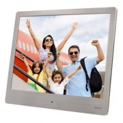 "Photo Frame 8"", HAMA 8SLB, Slim,Steel (118560)"