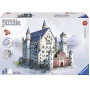 PUZZLE 3D CASTELUL NEUSCHWANSTEIN 216 PIESE Ravensburger