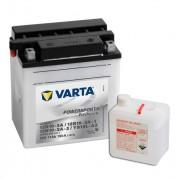 Varta Powersports 12V 11Ah J+ YB10L-A2