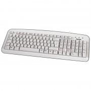 Tastatura Hama Basic K210 White