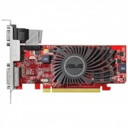 Placa video Asus AMD Radeon HD5450 Silent v2 1GB DDR3 64bit low profile bracket