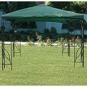 Tenda - Paviljon Gazebo MK156 3 x 3 m zeleni