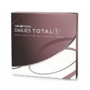 Dailies Total 1 Contact Lenses (90 lenses/box - 1 box)