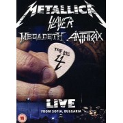 Artisti Diversi - The Big Four - Live from Sofia, Bulgaria (0602527505466) (2 DVD)