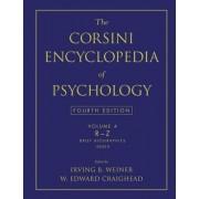 The Corsini Encyclopedia of Psychology, Volume 4 by Irving B Weiner