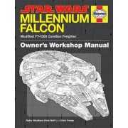 The Millennium Falcon Owner's Workshop Manual: Star Wars by Ryder Windham
