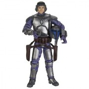 Star Wars 2009 Legacy Collection BuildADroid Action Figure BD No. 15 Jango Fett