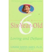 Your Six Year Old by L Ames