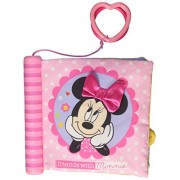 Kids Preferred Disney Baby Soft Book with Spine, Minnie Mouse