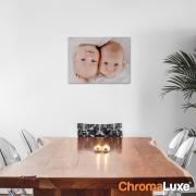 ChromaLuxe Aluminium Fotopaneel – (40x30cm)