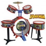 Set Tobe Spiderman, Baterie