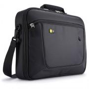 "Geanta laptop 15.6"" Case Logic, slim, buzunar interior 10.1"", buzunar frontal, poliester, black ""ANC316"""