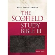 Scofield Study Bible III-KJV by Oxford University Press