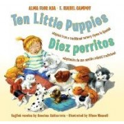 Ten Little Puppies/Diez Perritos by Alma Flor Ada