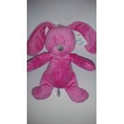 Doudou Lapin Simba Toys Benelux Kiabi Rose Fuchsia Soft Toys Blankie Comforter Teddy Bear Eveil Bebe Naissance Enfant