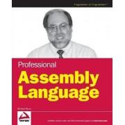 Professional Assembly Language by Richard Blum
