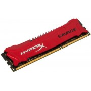 Memorie Kingston HyperX Savage DDR3, 1x4GB, 1600 MHz, CL 9