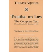 Treatise on Law by Saint Thomas Aquinas