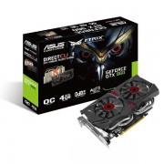 ASUS GEFORCE GTX 960 STRIX DC2OC-4GD5 4GB GRAFIKKARTE DVI/HDMI/3X DP