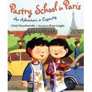 Pastry School in Paris by Cindy Neuschwander