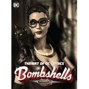 Art of DC Comics Bombshells HC by Ant Lucia