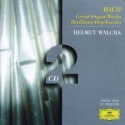 J.S. Bach - Great Organ Works (0028945306421) (2 CD)
