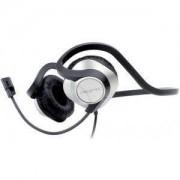 Casti Creative Over-Ear ChatMax HS-420 Black-Silver