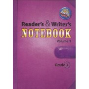 Reading 2011 International Edition Readers and Writers Notebook Grade 3 Volume 1