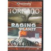 Discovery - Raging planet tornado,volcano (DVD)