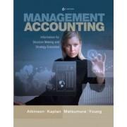 Management Accounting by Robert Steven Kaplan