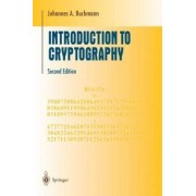 Introduction to Cryptography by Johannes Buchmann