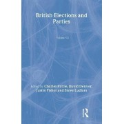 British Elections and Parties Review: v. 7 by David Denver