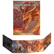 Dungeons and Dragons: Dungeons & Dragons - Dungeon Masters Screen (Fifth Edition)