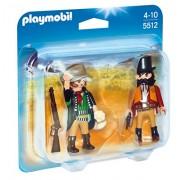 Playmobil Duo Pack - Sheriff y bandido, figuras (5512)