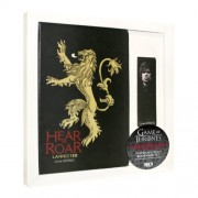 SD toys - Taccuino+ Marque-Page Games of Thrones Lannister - 8436541020771