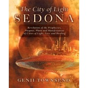 The City of Light Sedona by Genii Townsend