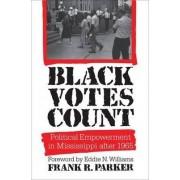 Black Votes Count by Frank R. Parker