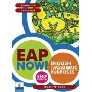 EAP Now! English for Academic Purposes Students' Book by Kathy Cox