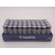 Varta industrial baterie alcalina 4006, AA, LR6, 1.5V folie 4 buc