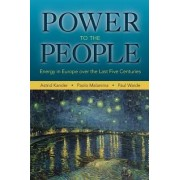 Power to the People by Astrid Kander