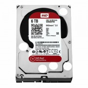 WD60EFRX - HDD Desktop WD Red 3.5, 6TB, 64MB, RPM IntelliPower, SATA 6 Gb/s
