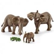 Familie Elefanti Africani Schleich
