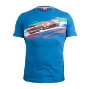 Мъжка тениска PUMA FERRARI SF GRAPHIC TEE - 761690-04